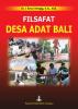 Cover for Filsafat Desa Adat Bali